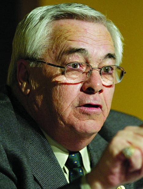 L'ex-député de Gatineau, Réjean Lafrenière (Michel Lafleur, Archives LeDroit)