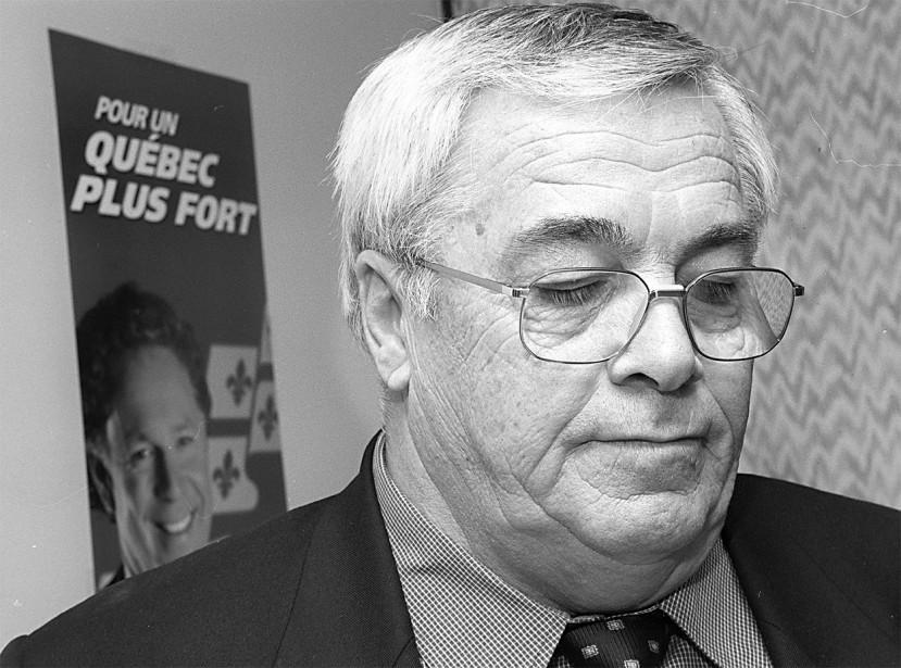 L'élection de 1998 avait mené à la réélection d'un gouvernement péquiste, mené par Lucien Bouchard. Réjean Lafrenière avait toutefois conservé son siège dans Gatineau. (Archives, LeDroit)