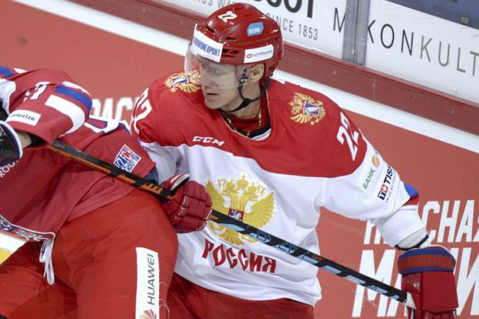 Nikita Zaitsev.... (Photo AP)