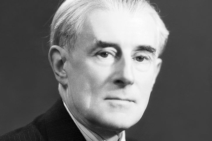 Le compositeur Maurice Ravel en 1930.... (PHOTO ARCHIVES AFP)