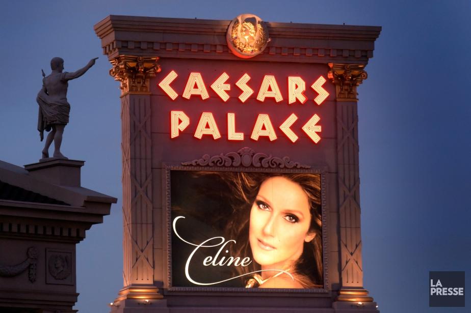 C'est dans la salle de concert du Caesars... (PHOTO BERNARD BRAULT, ARCHIVES LA PRESSE)