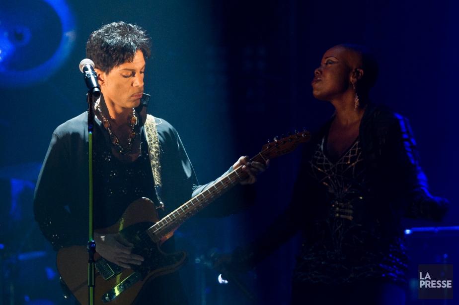 Prince est mort le 21 avril à sa... (PHOTO EDOUARD PLANTE-FRÉCHETTE, ARCHIVES LA PRESSE)
