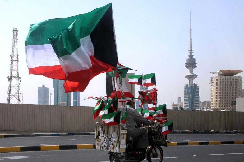 Le Koweït s'apprête à devenir le premier pays... (PHOTO AFP)