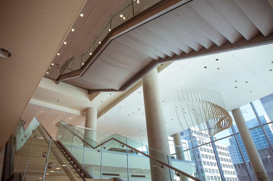Maison symphonique de Montréal (Crédit photo : MANNY)