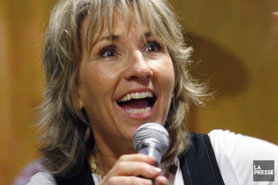 Judi Richards, porte-parole de l'événement, animera le Show... (PHOTO ROBERT MAILLOUX, ARCHIVES LA PRESSE)