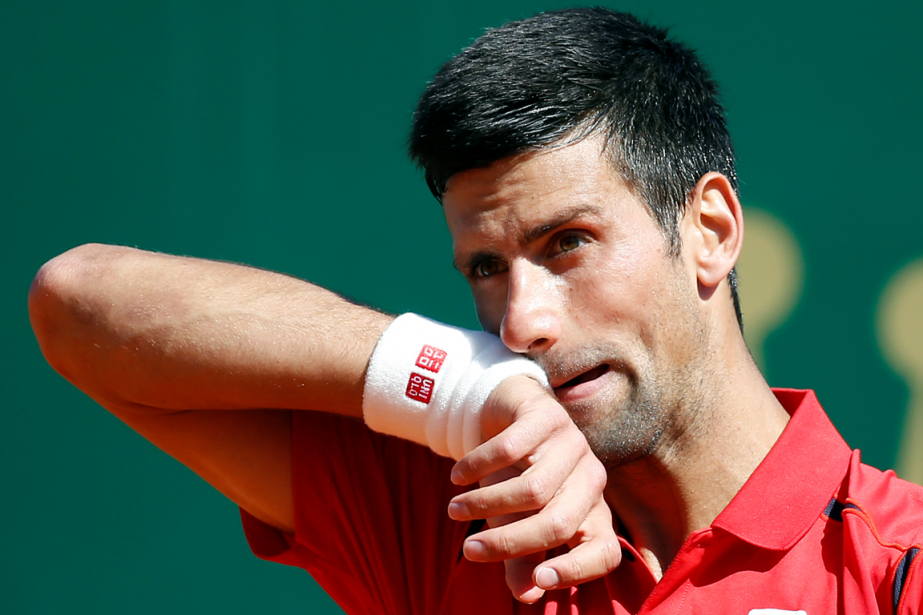 Novak Djokovic... (Reuters)