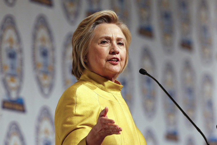 «Hillary Clinton a fait preuve de manque de... (PHOTO AP)