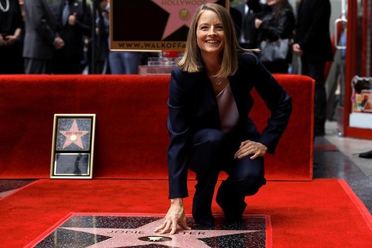 Jodie Foster est la récipiendaire de deux Oscars... (PHOTO REUTERS)