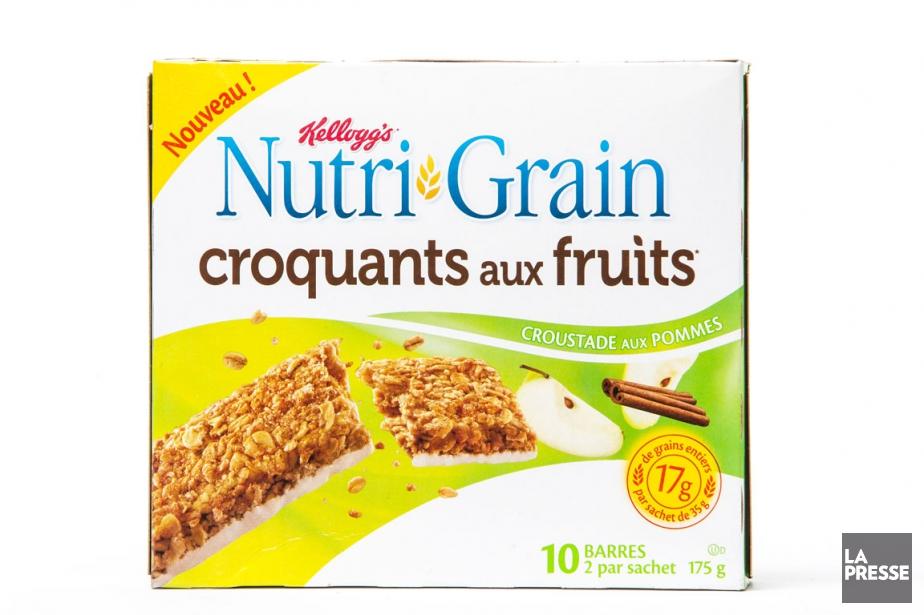 Avec 17 g de grains entiers, il est... (PHOTO ÉDOUARD PLANTE-FRÉCHETTE, LA PRESSE)