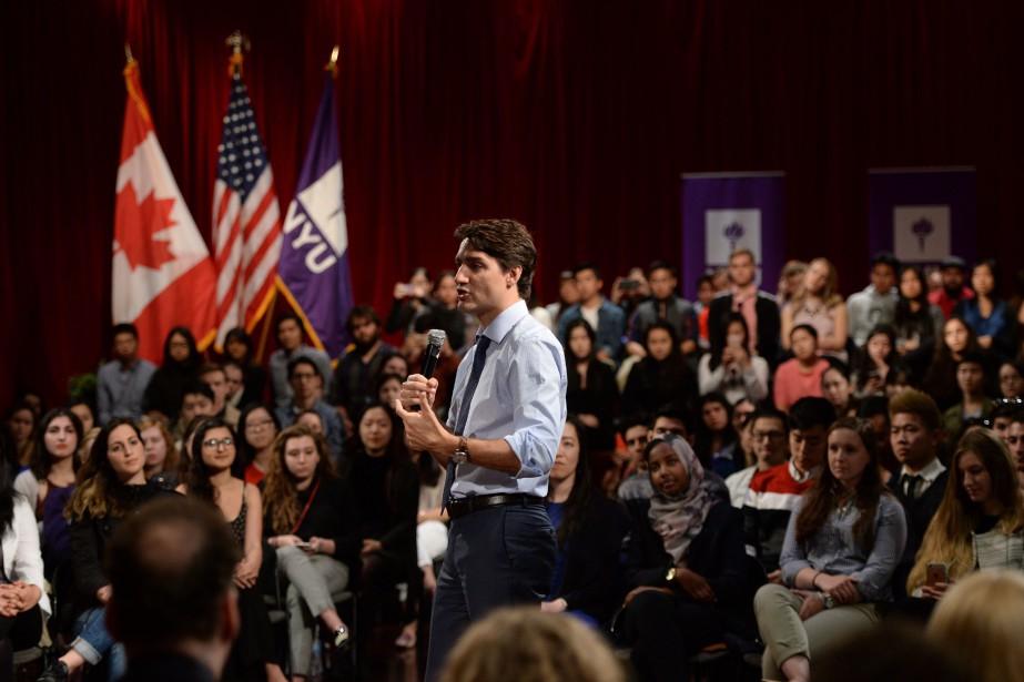 """«M. Trudeau a promis le """"vrai changement"""", et... (Photo Sean Kilpatrick, La Presse Canadienne)"""