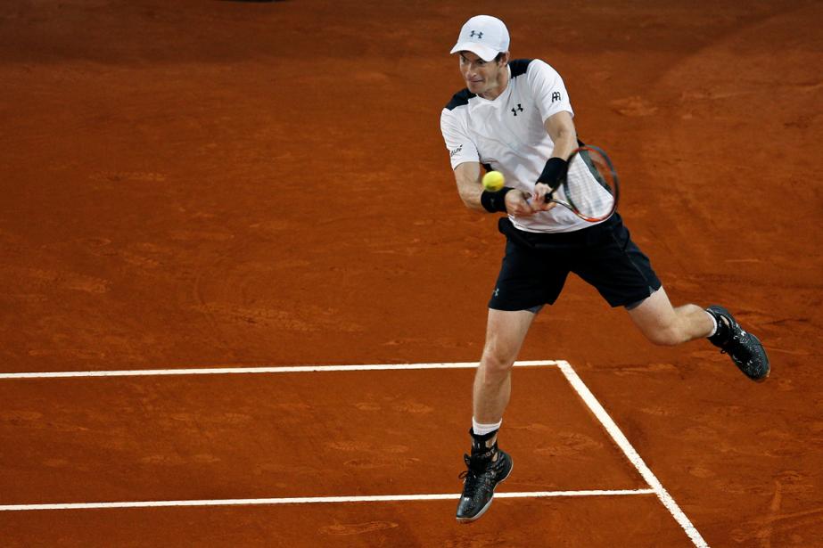 Andy Murray a accédé au carré d'as d'un... (Photo Andrea Comas, Reuters)