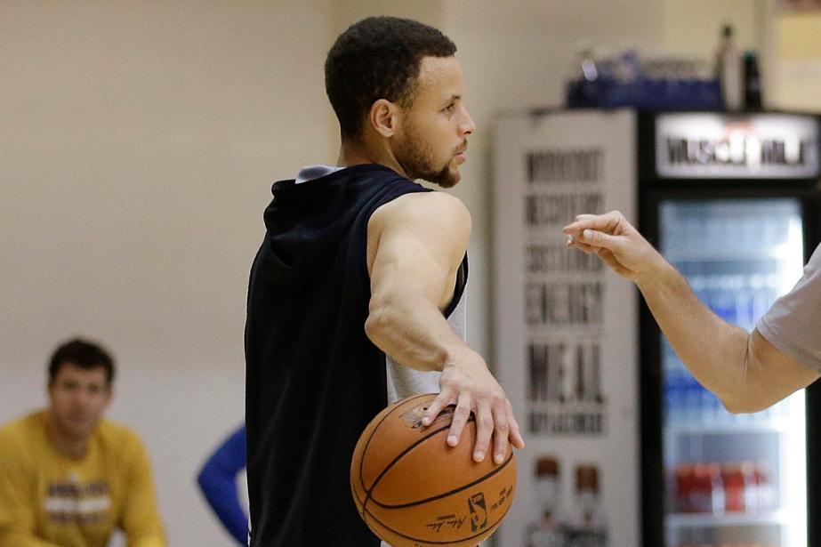 Stephen Curry... (Photo Ben Margot, AP)