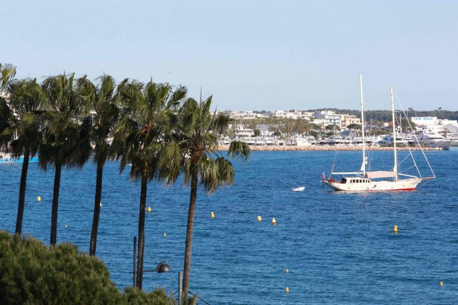 Il y a 4000logements disponibles à Cannes, soit... (PHOTO LOIC VENANCE, ARCHIVES AFP)