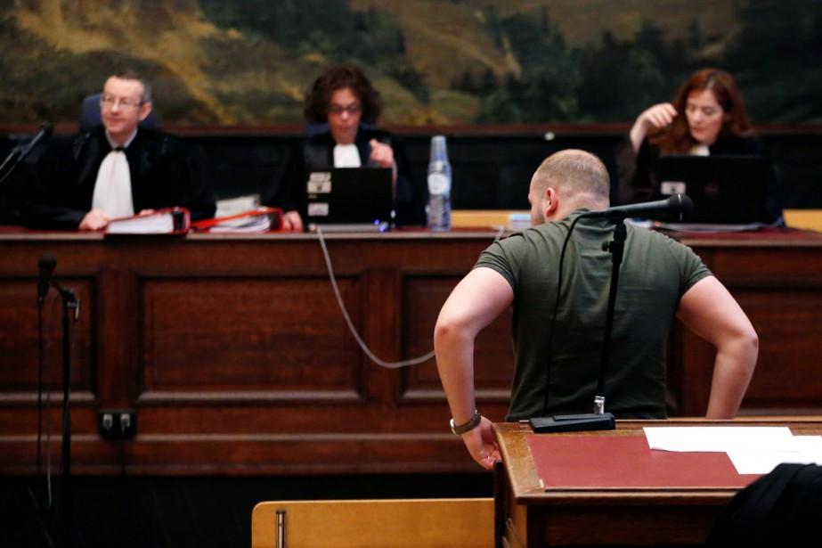 Un des suspects de la cellule de Verviers... (PHOTO FRANÇOIS LENOIR, REUTERS)