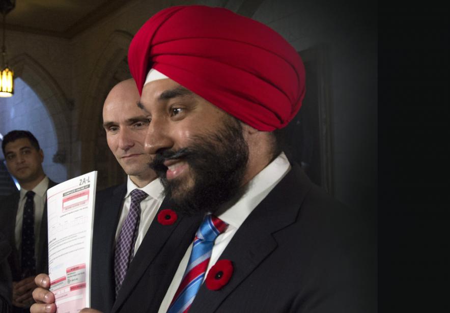 Le ministre de l'Innovation, des Sciences et du... (PHOTO ADRIAN WYLD, ARCHIVES LA PRESSE CANADIENNE)