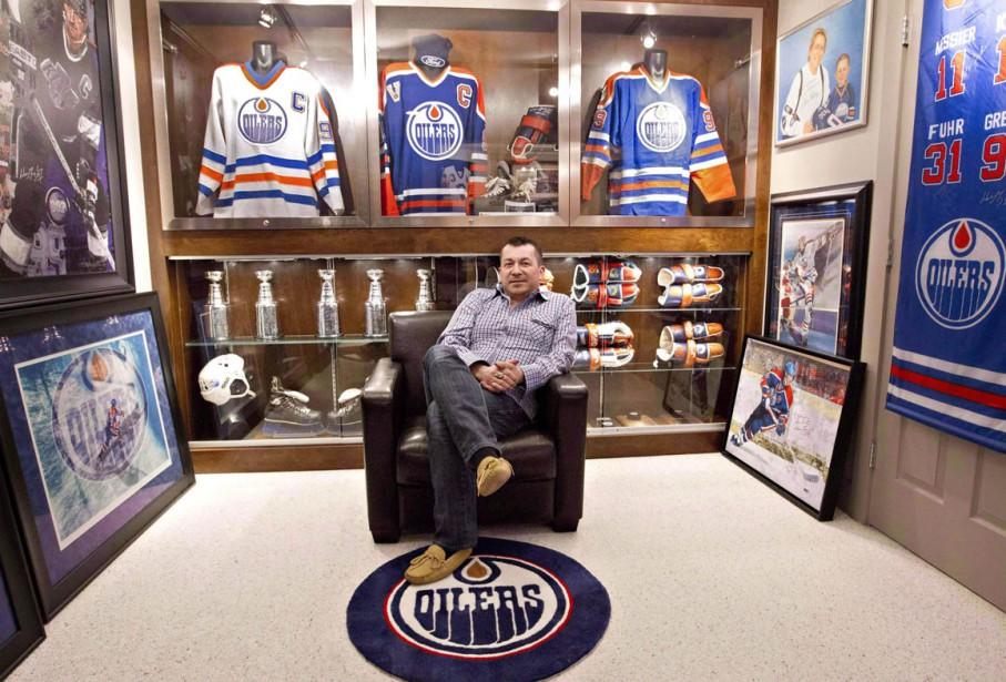 La collection de Chaulk est gigantesque et englobe... (Photo archives La Presse Canadienne)