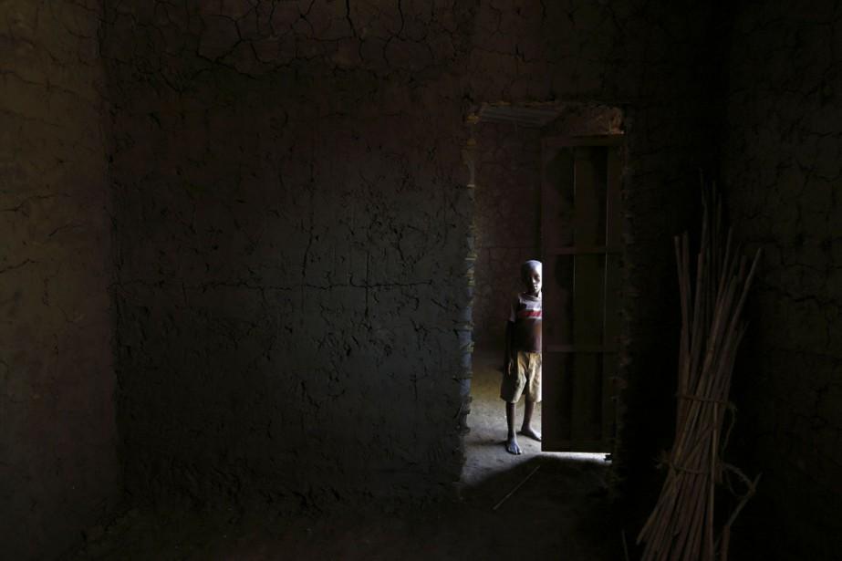 L'Afrique abrite la quasi-totalité des enfants malades du... (PHOTO DARRIN ZAMMIT LUPI, ARCHIVES REUTERS)