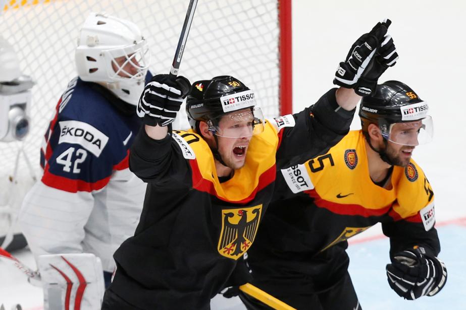 L'Allemagne a remporté une victoire de 5-1 contre... (PHOTO REUTERS)