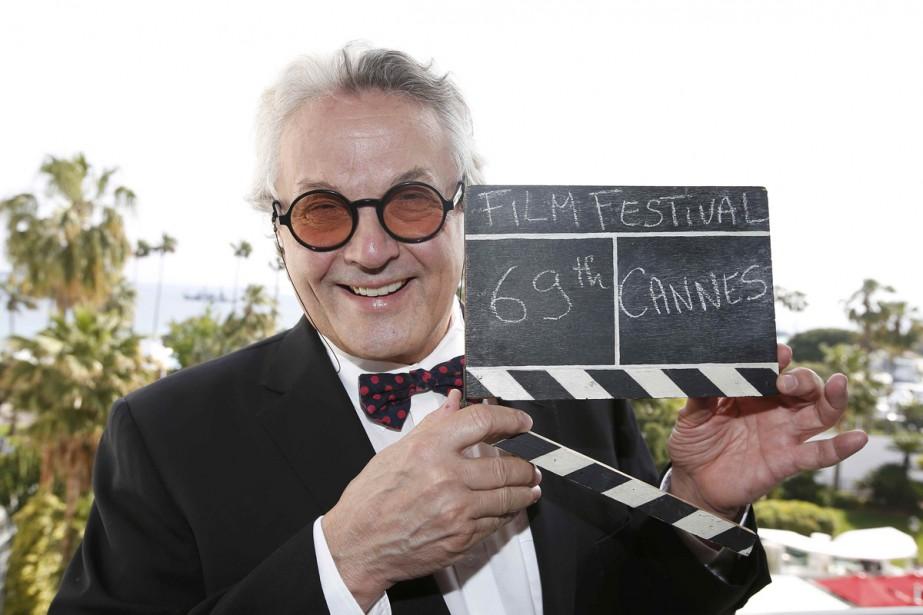 Le réalisateur australien George Miller, qui préside le... (PHOTO REUTERS)