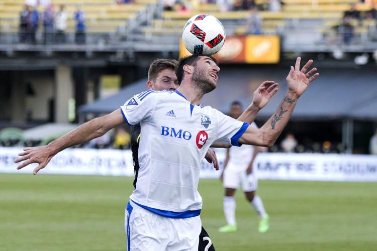 Ignacio Piatti a marqué deux buts samedi contre... (PHOTO REUTERS)