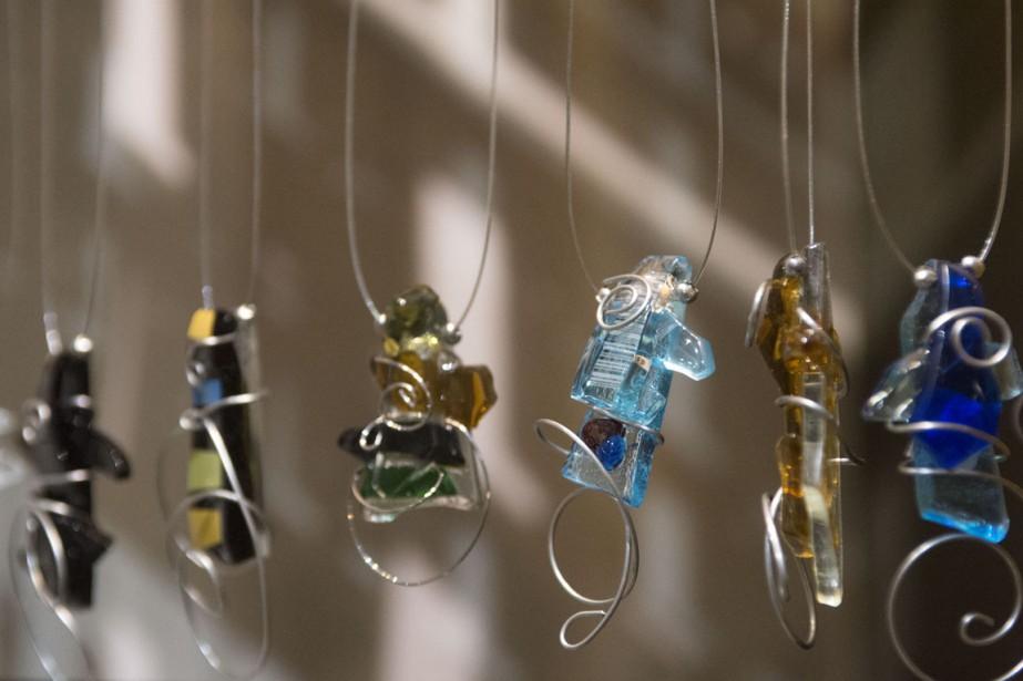 La Galerie-boutique Manu Factum, à Nicolet, présente des oeuvres d'artistes... | 2016-05-10 00:00:00.000