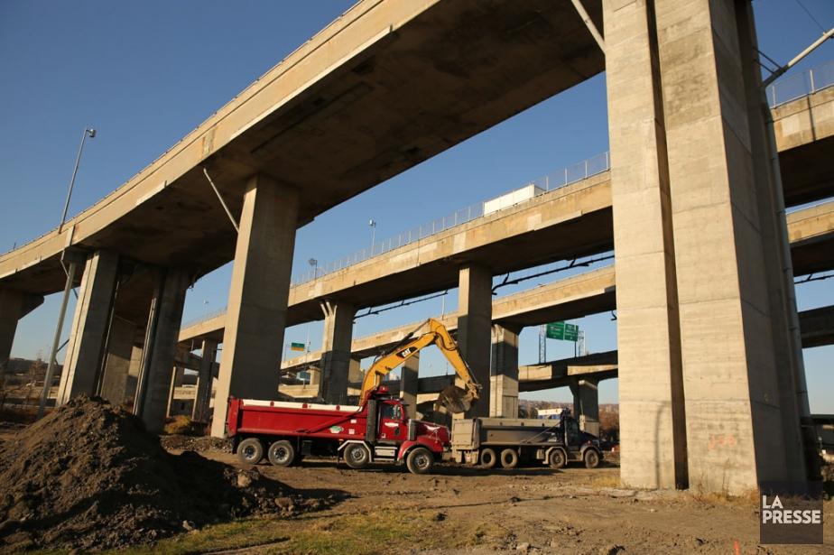 La Banque de l'infrastructure du Canada fournira du... (Photo Martin Chamberland, Archives La Presse)