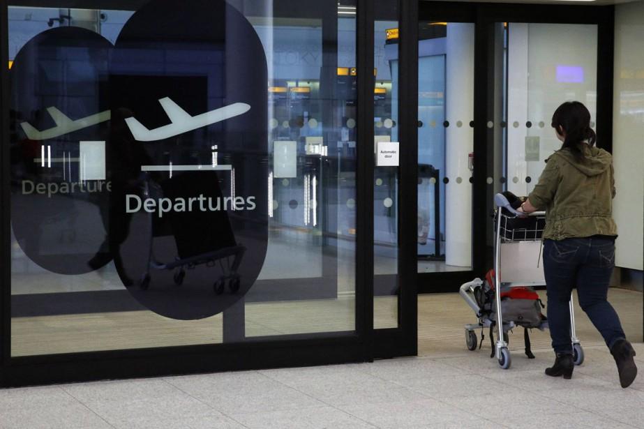 La bataille entre les aéroports... (PHOTO LUKE MACGREGOR, ARCHIVES REUTERS)