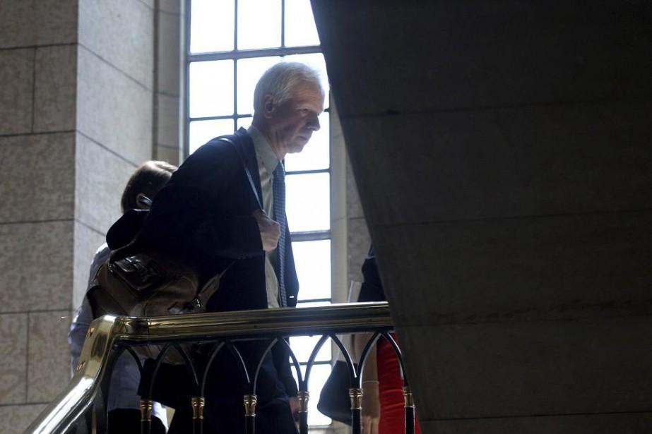 Stéphane Dion... (Photo Sean Kilpatrick, La Presse Canadienne)