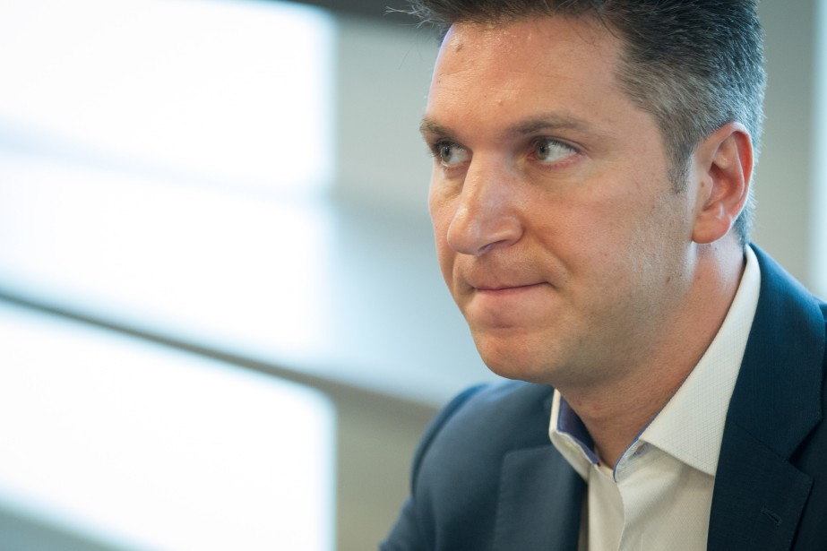 David Baazov,fondateur et ex-PDG d'Amaya, fait l'objet d'accusations... (Photo Ivanoh Demers, La Presse)