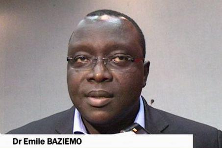 Emile Pierre Bazyomo... (PHOTO TIRÉE DE L'INTERNET)