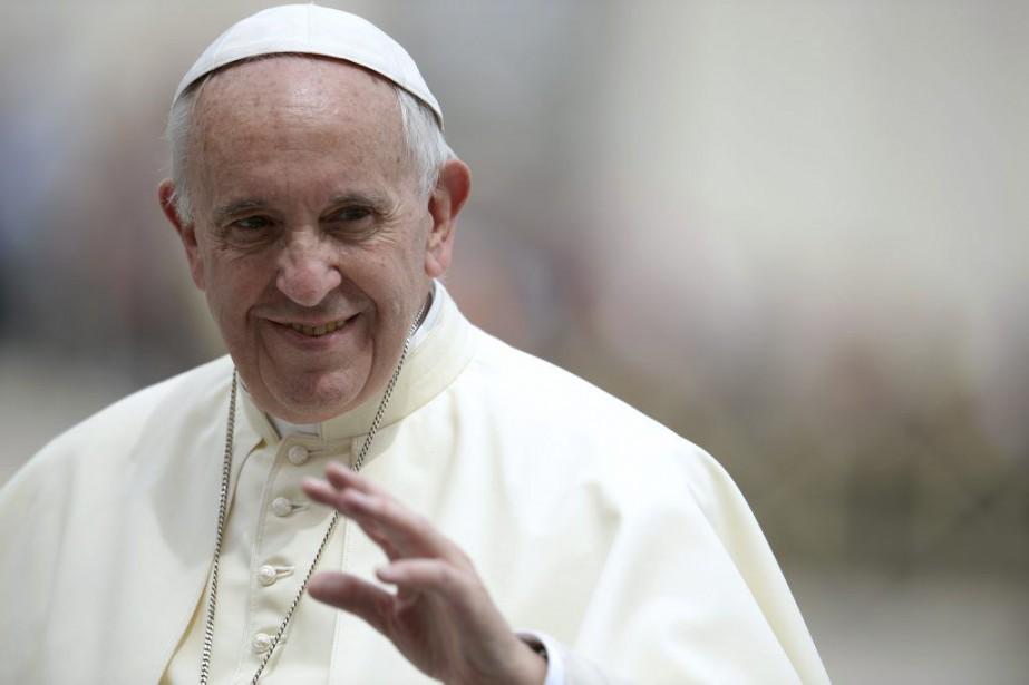 Le pape François.... (Photo Filippo Monteforte, Agence France-Presse)