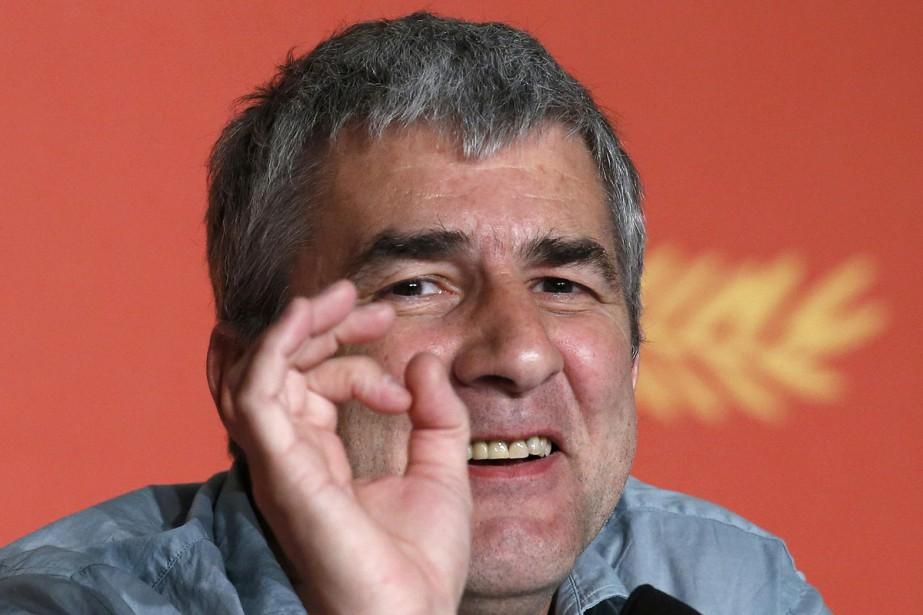 Le cinéaste français Alain Guiraudie a expliqué son... (PHOTO REUTERS)