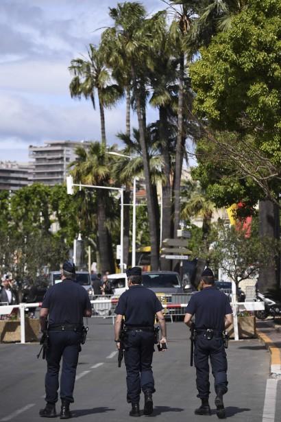 Festival de cannes jour 2 for Police cannes