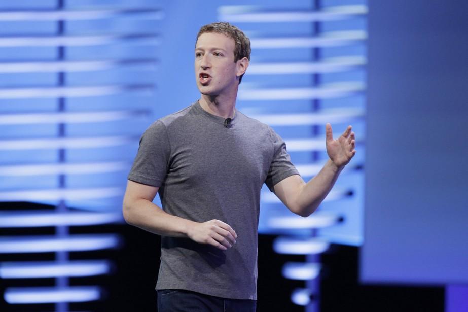 Mark Zuckerberg... (PHOTO ERIC RISBERG, ARCHIVES AP)