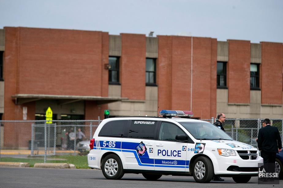 La sécurité a été renforcée et des agents... (PHOTO DAVID BOILY, ARCHIVES LA PRESSE)
