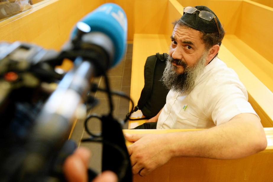 Tzion Sylvain Saadouna été condamné jeudi à Marseille... (PHOTO BORIS HORVAT, AFP)
