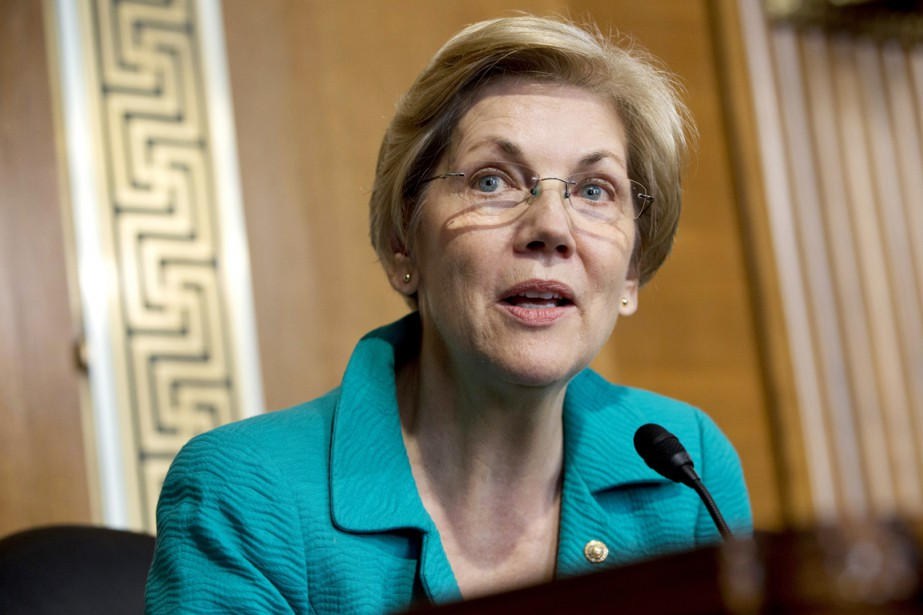 Lasénatrice du Massachusetts Elizabeth Warren.... (PHOTO JACQUELYN MARTIN, ARCHIVES AP)