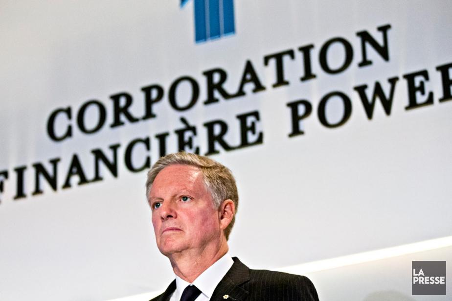 L'un deux principaux dirigeants de Power Corporation, Paul... (PHOTO PATRICK SANFAÇON, ARCHIVES LA PRESSE)