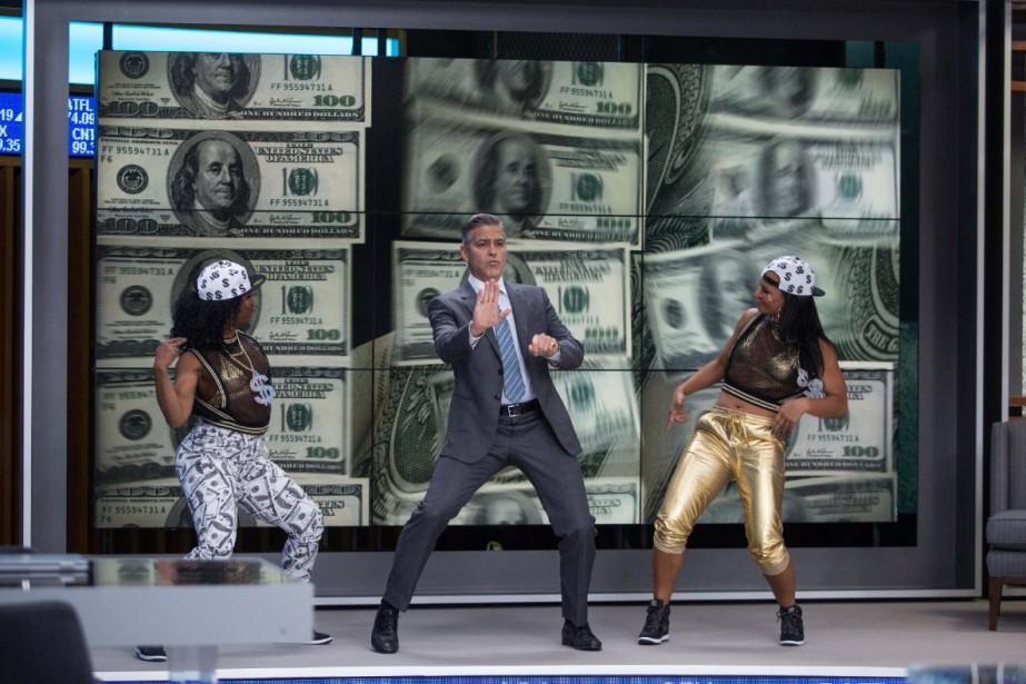 Money Monster, qui met notamment en vedette Julia... (PHOTO FOURNIE PAR SONY PICTURES)