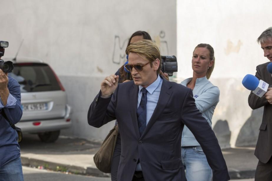 Benoît Magimel incarne un homme ambitieux qui tente... (PHOTO FOURNIE PAR NETFLIX)