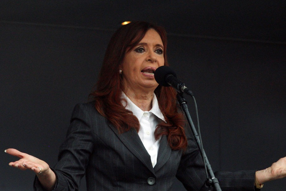 La justice accuse CristinaKirchner d'avoir causé des pertes... (PHOTO Martin Acosta, archives Reuters)