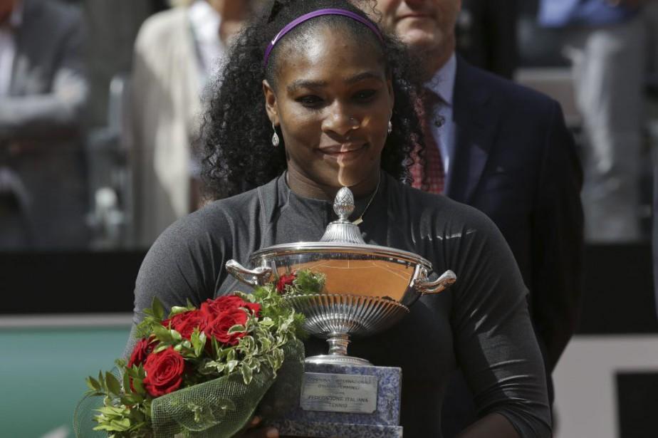 Serena Williams... (Photo Alessandra Tarantino, Associated Press)