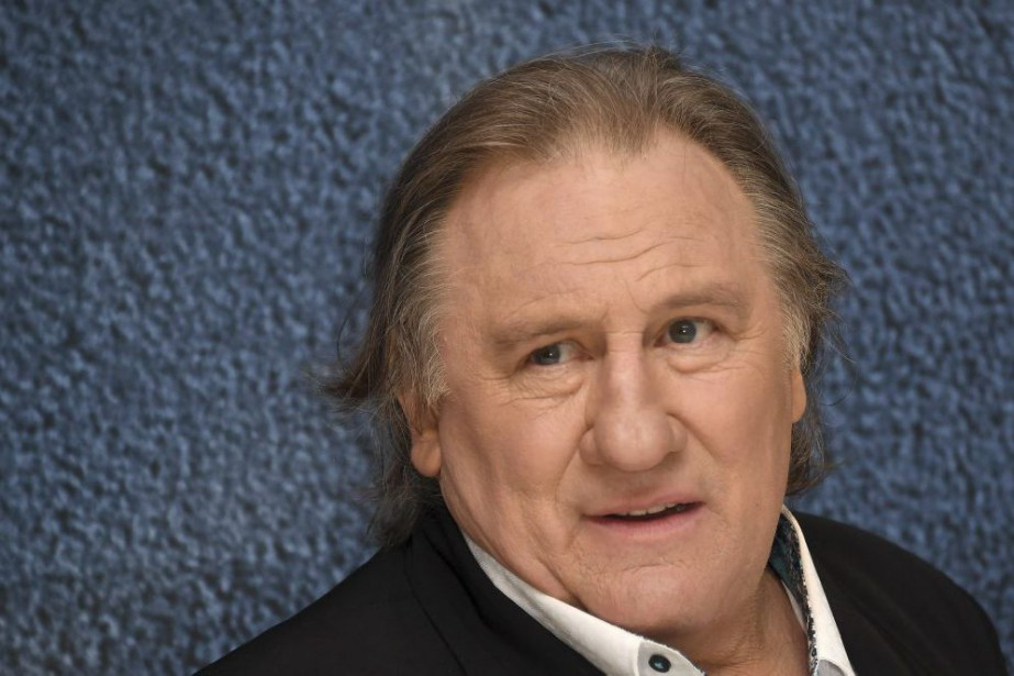 Gérard Depardieu... (PHOTO ANNE-CHRISTINE POUJOULAT, AGENCE FRANCE-PRESSE)