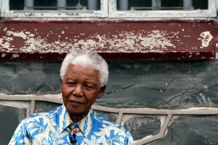 Nelson Mandela a été arrêté le 5 août... (ARCHIVES REUTERS)