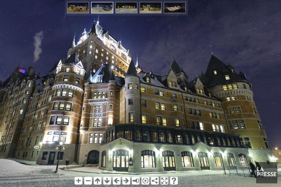 Un concours de photos à 360 degrés est... (IMAGE TIRÉE DU SITE WEB WWW.360-IMAGE.COM)