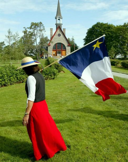 «J'ai beaucoup entendu les francophones hors Québec se... (Photo archives La Presse Canadienne)