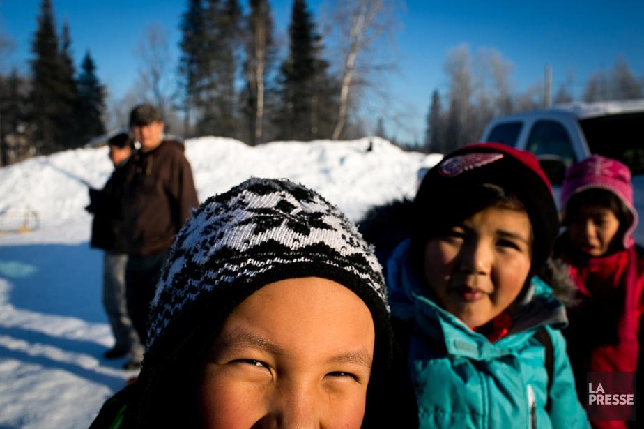 La communauté algonquine de Kitcisakik vit sans eau... (PHOTO MARTIN TREMBLAY, ARCHIVES LA PRESSE)