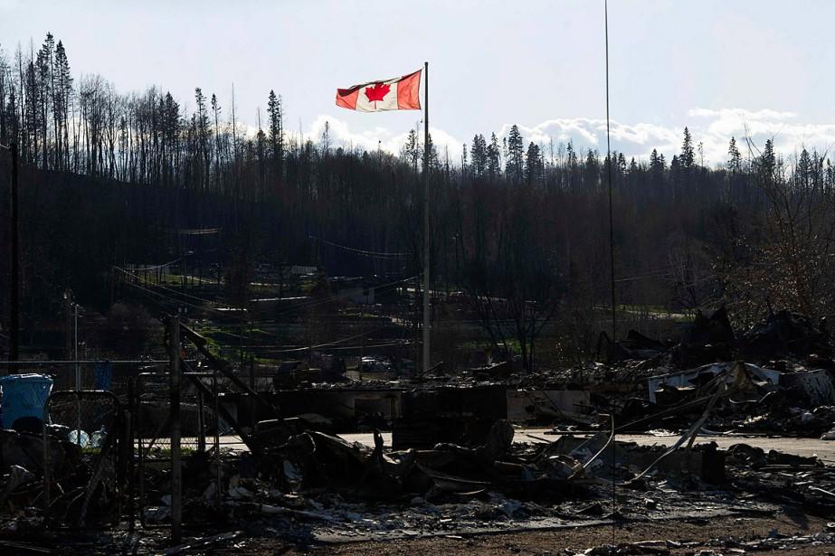 Le gouvernement albertain annonçait par ailleurs, mardi, qu'il... (Photo Chris Schwarz, gouvernement de l'Alberta via Reuters)