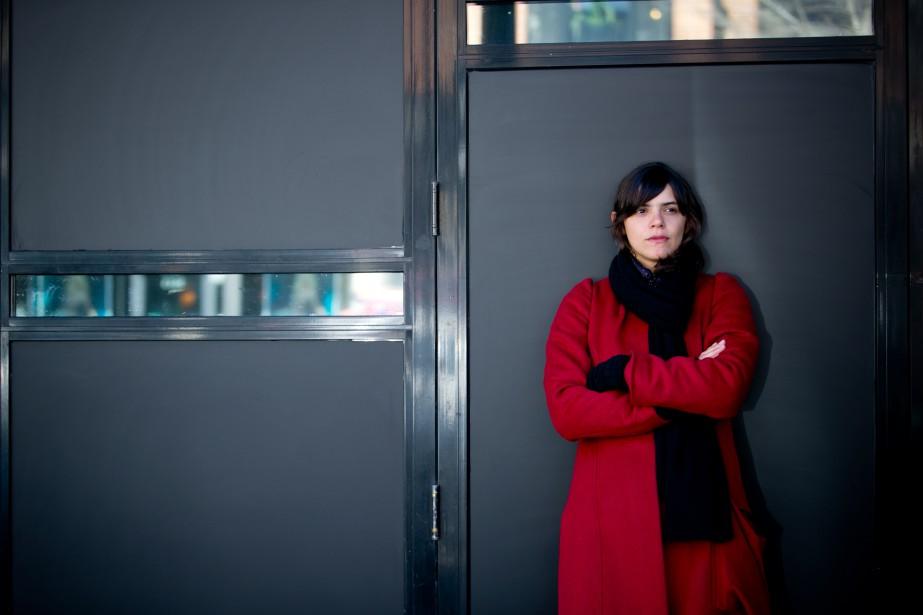 Le deuxième roman de Valeria Luiselli, La historia... (PHoto François Roy, archives La Presse)