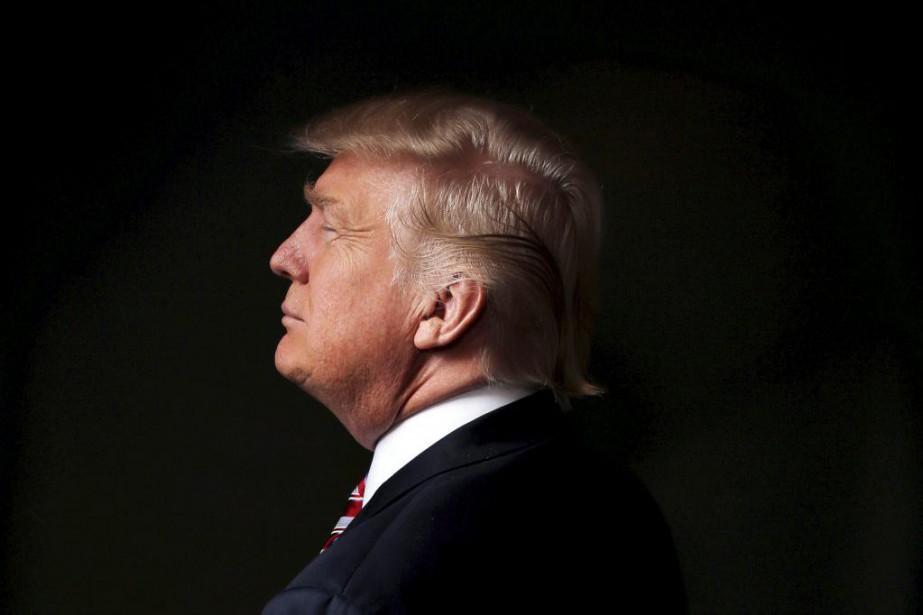 Donald Trump... (PHOTO LUCAS JACKSON, REUTERS)